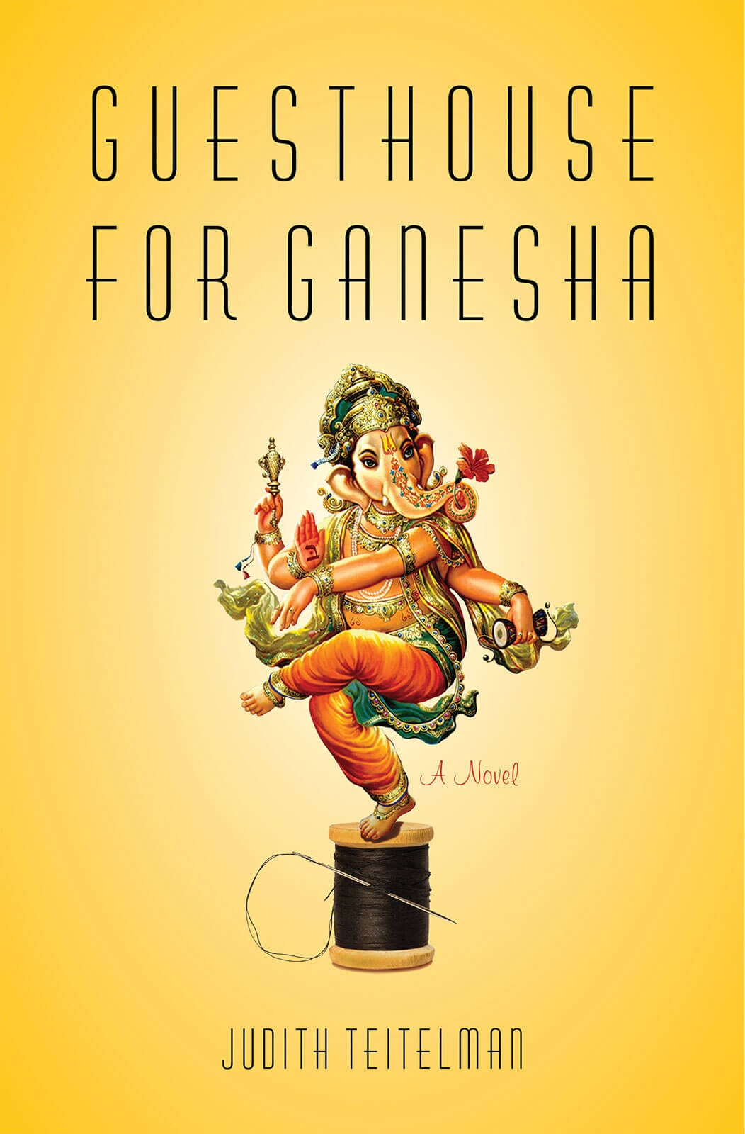 Guesthouse for Ganesha cover